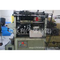 低价转让二手劳保棉纱针织手套编织机 整套出售劳保手套机设备