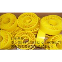 厂家直销 聚氨酯压纸轮 PU太阳轮 PU送纸轮 要求自定 定制加工