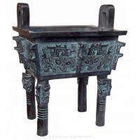 陕西青铜工艺厂推出青铜器 开业大鼎 司母戊鼎 四羊方尊及其他工艺品