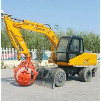 二手恒特轮式挖掘机处理18660106624