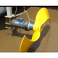 QJB3/4-1100/2-100/P潜水推流器,QJB潜水推流器安装图