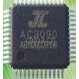 供应插卡耳机方案AC3090 双解码主控IC 歌词同步 MP3文件格式解码
