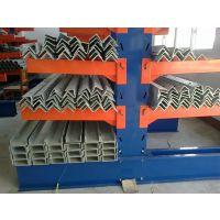 悬臂货架中型重型悬臂仓储货架板材钢管长型材货架上海金启货架厂