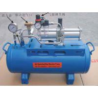 空气增压器|氮气增压系统|高压手动泵|爆破试验台