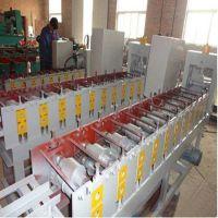 供应鼎泰75MM锌钢百叶窗设备生产速度每分10-12米