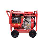 190A电焊机带柴油发电机