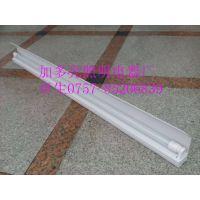 厂家供应优质T8黑板支架、T8单管日光灯管支架、LED支架