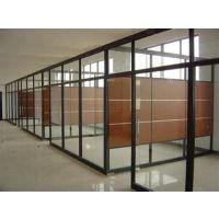 隔墙板价格_深圳南油隔墙_办公室玻璃隔墙
