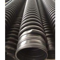 天津克拉管报价 天津hdpe结构壁缠绕管B型管价格