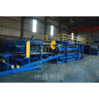 地鑫供应高效率机械泡沫复合板设备