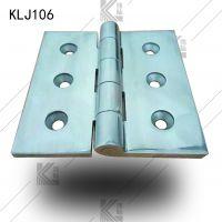 凯陆 不锈钢合页 铰链 重型合页 工业门专用 高端设备合页 6mm加厚 大型铰链