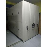 供应新疆红光牌 HG-2350钢制档案局移动密集柜厂家