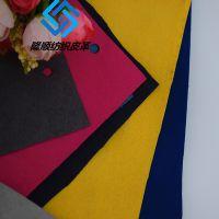 深圳隆顺超纤PU革 沙发皮革 装饰革绒面超纤