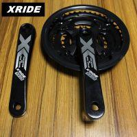 正品XRIDE XC铝合金牙盘24速/21速山地车齿盘自行车大齿盘