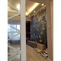【武汉实创装饰】汉口城市广场140平欧式完工工地实景图