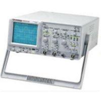 固纬GOS-6103C 模拟示波器GOS-6103C 说明书