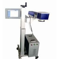 依斯普 YSP-F10 10W 光纤激光打标机 重庆工厂直销