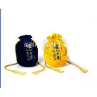 工厂生产供应麻布酒袋 绒布 贵州茅台镇 宜宾 泸州包装袋 通用包装 收纳 丝印烫印 绒布棉布麻布