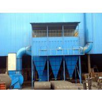布袋除尘器结构设计及强度计算