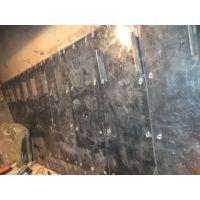 华洋科技生产超耐磨聚乙烯衬板 煤仓衬板使用时注意事项