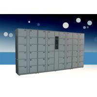 电子存包柜(图)、超市存包柜24门、超市存包柜