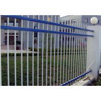 旺谦公司专业生产高档小区铁艺护栏 组装方管铁艺护栏 别墅锌钢栅栏