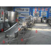 食品厂专用油炸机,佳特自动油炸设备