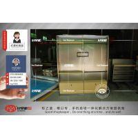 华为新款不锈钢配件柜订购厂家直销