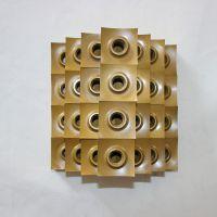 上海奋臣供应40*40*23优质单轴撕碎机转子刀片