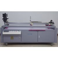 山东厂家直销气动对联印刷机 性能优良自动加墨手写对联印刷机