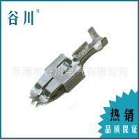 供用  DJ6217-J6.3不锈钢插簧端子大量现货