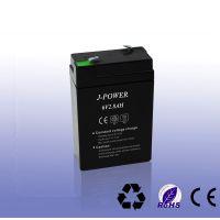 供应 6V2.8AH专用打卡机蓄电池 6V铅酸电池 足容量值得信赖