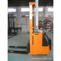 供应500公斤4.5米自走式电动叉车 四支点平衡重式托盘装卸叉车