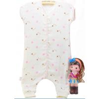新品专业定制 6层竹纤维纱布睡袋婴儿 空调儿童睡袋 防踢被BS-028