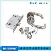权朗五金制品供应价格合理的平推式防火锁:消防推杆锁怎么安装