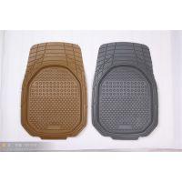 通用汽车脚垫3D立体盆型高边可裁剪全天候环保橡胶脚垫无异味