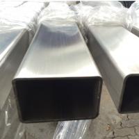 惠州现货不锈钢方通,惠阳不锈钢抛光管价格(316L材质)