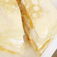 【顺丰包邮】特浓千层蛋糕 特级榴莲芒果千层抹茶 层层丝滑零食品