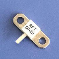 50Ω10W射频电阻,50欧姆10W射频电阻,单引线法兰电阻RFT50-10T