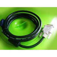 金昶线材DVI转HDMI线 高清转接线 dvi线高清转换器转接头连接线20米