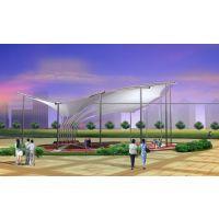 河南景天膜结构景观 学校 体育场 游乐场 小区 公园 广场