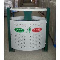 户外新款垃圾桶 廊坊钢板喷塑垃圾箱