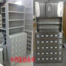 云南西药柜钢制西药架 定做不锈钢药盘柜双面药架价格 全部出厂价