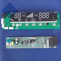 空气净化器控制电路板线路板及电子产品开发-控制板加工生产