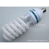 批发上海绿源螺旋型 S65W 工程专用大功率三基色电子节能灯批发