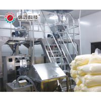 饲料添加剂自动上料、配料、混合、包装生产线