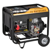 厂家热销5千瓦柴油发电机