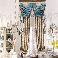 哪里有卖出色的美式窗帘