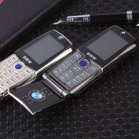 款迷你小手机直板双卡双待翻盖全金属迷你袖珍版男女手机760