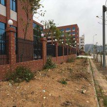 揭阳围墙栏|供应厂区围墙护栏|欧式栅栏|优质低价